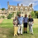 At Anglesey Abbey with Friends