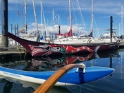 10th Sep 2021 - Indigenous Canoe