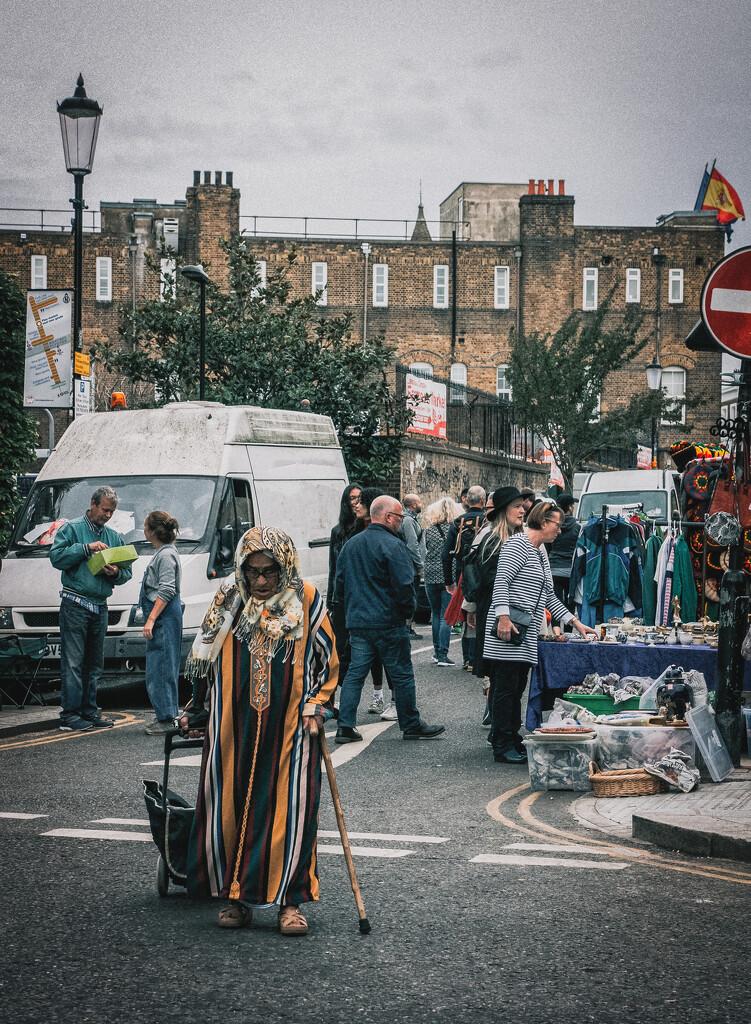 Portobello market by brigette