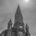 Church in B&W...