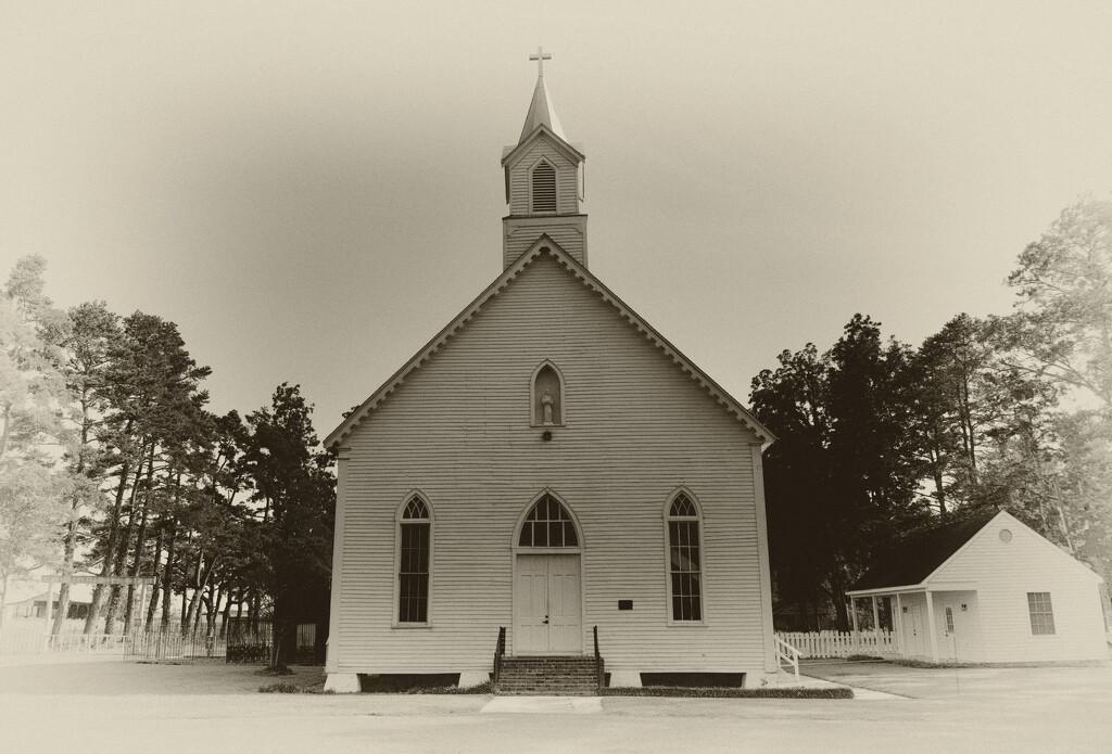 St Francis Chapel by eudora