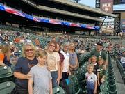 11th Sep 2021 - Family at Tigers baseball game