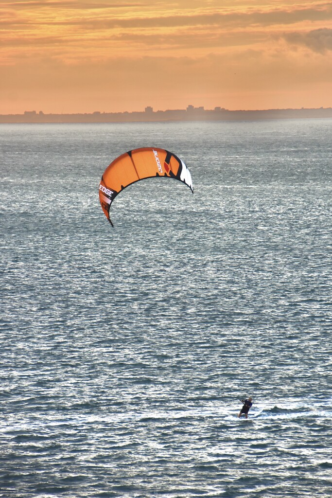 Sport at sunset by casablanca
