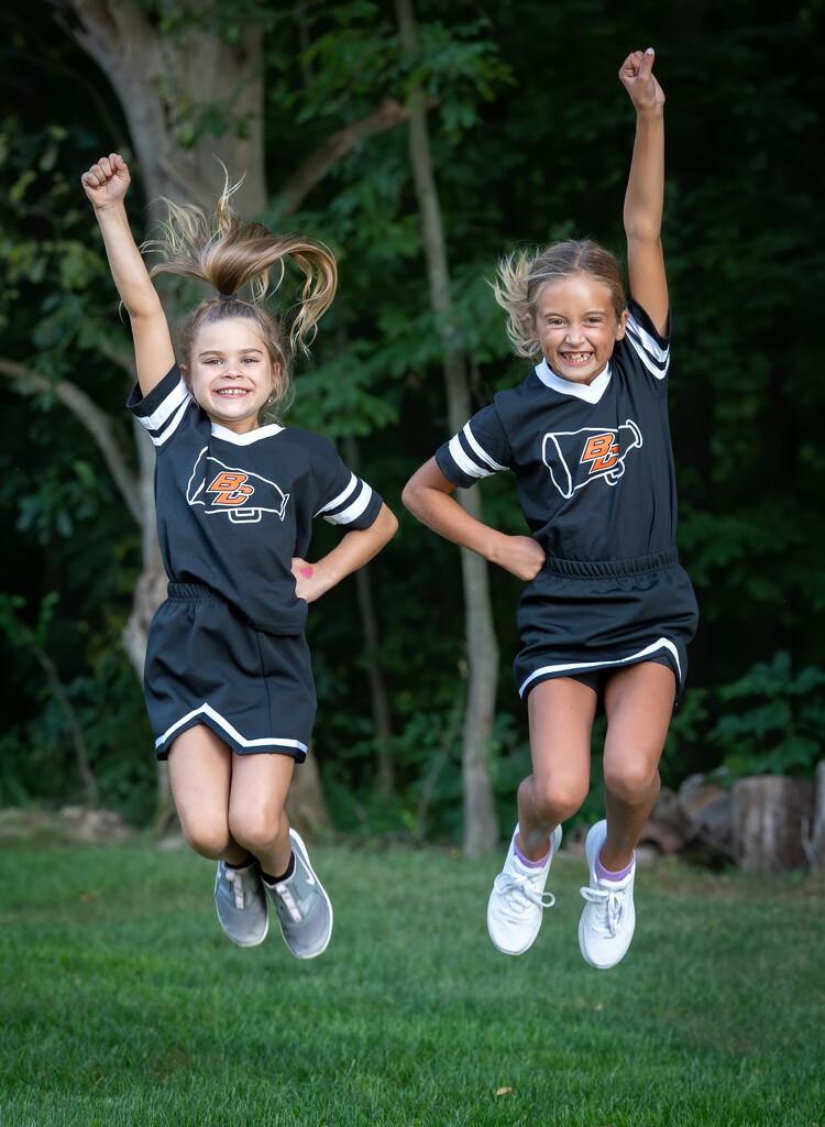 Future cheerleaders  by dridsdale