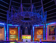 11th Sep 2021 - 0911 - Inside the Metropolitan Cathedral, Liverpool.