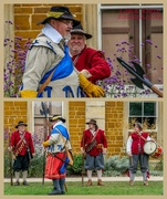 14th Sep 2021 - Members Of The Sealed Knot,Delapre Abbey