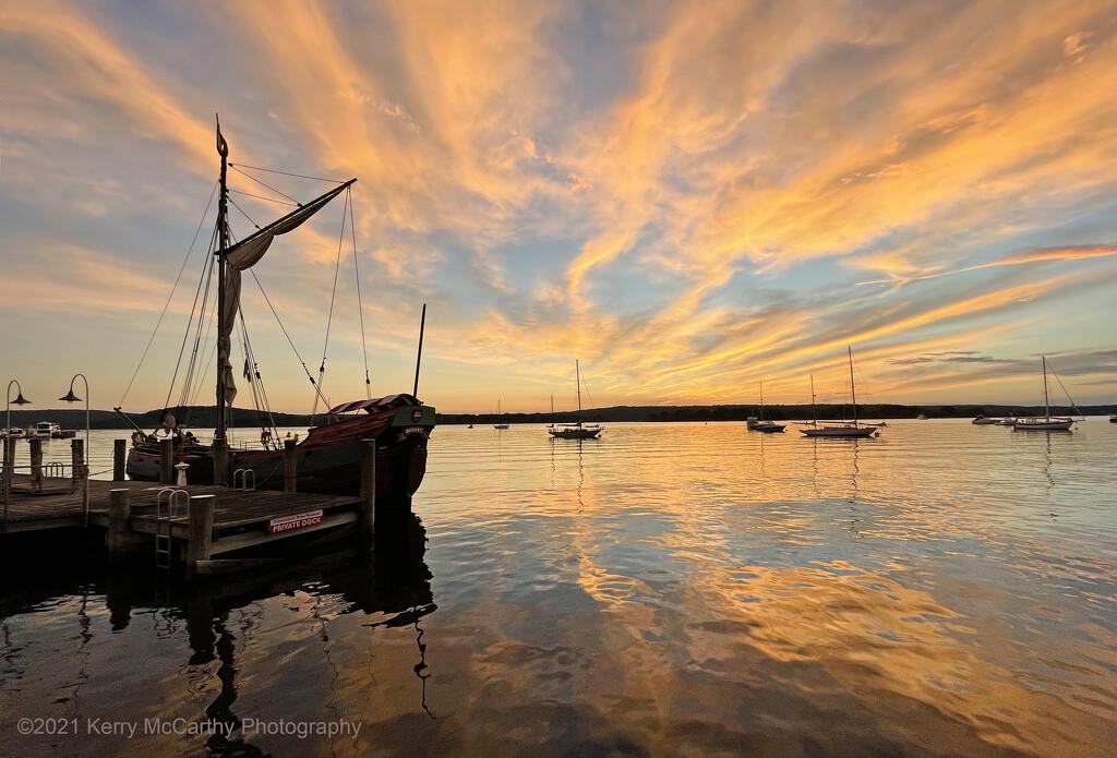 Essex CT Dawn by mccarth1