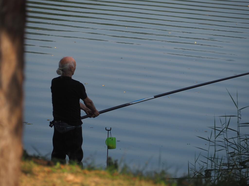 Gone fishing by jacqbb