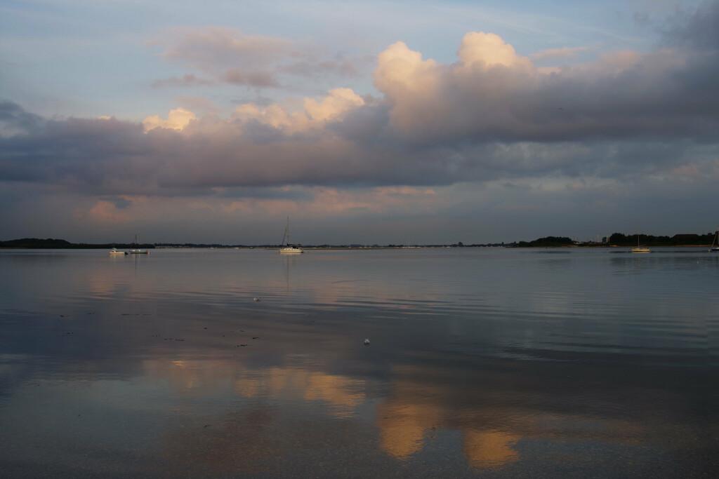 Calm Evening by thedarkroom