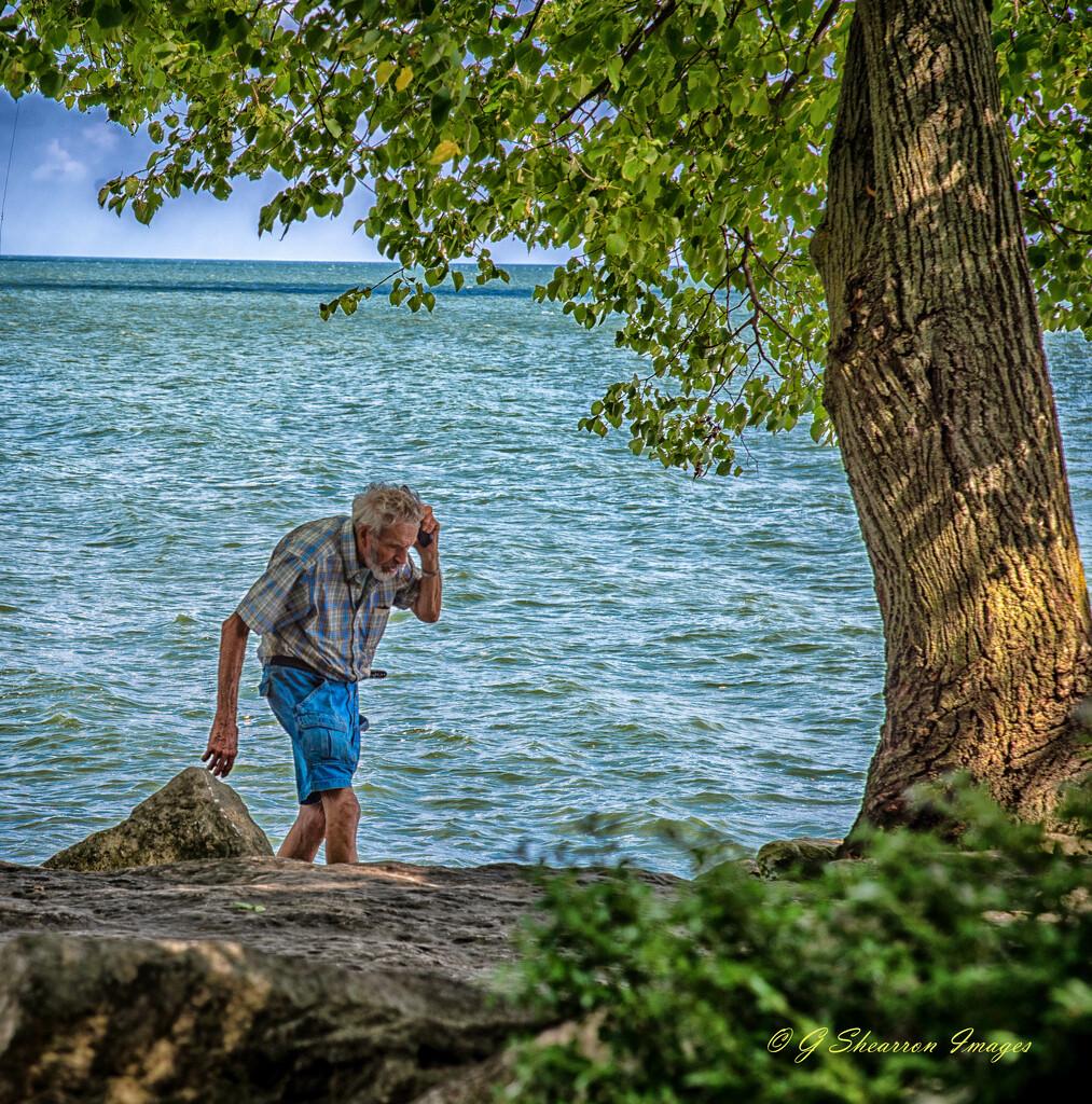 Lakeside Walk by ggshearron