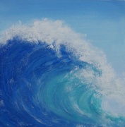 14th Sep 2021 - the wave