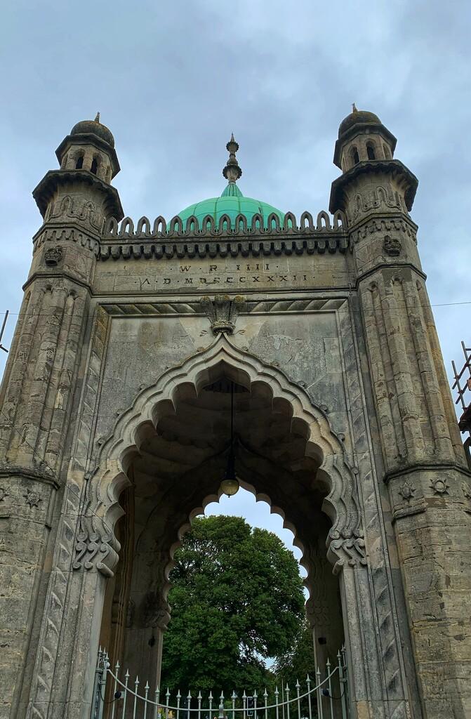Grand Entrance by joyates