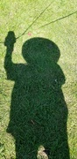 14th Sep 2021 - My Shadow in the Noonday Sun