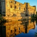Newark Castle Reflections 1