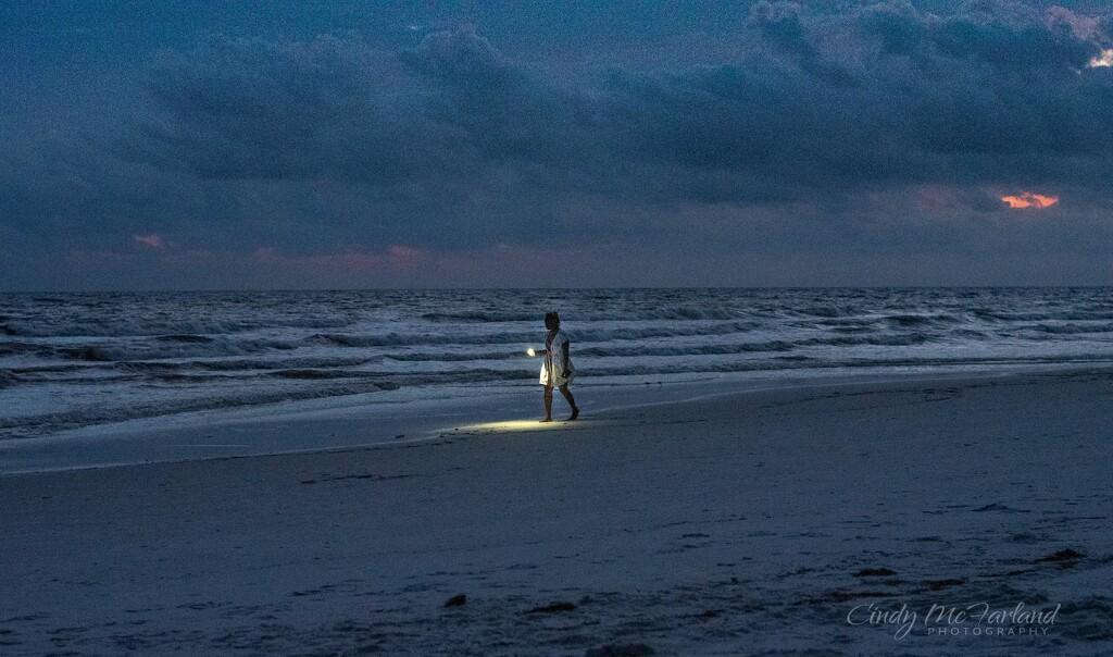 Evening Beach Walk by cindymc
