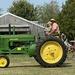 A future farmer in training