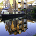 Reflection on The Erewash Canal.