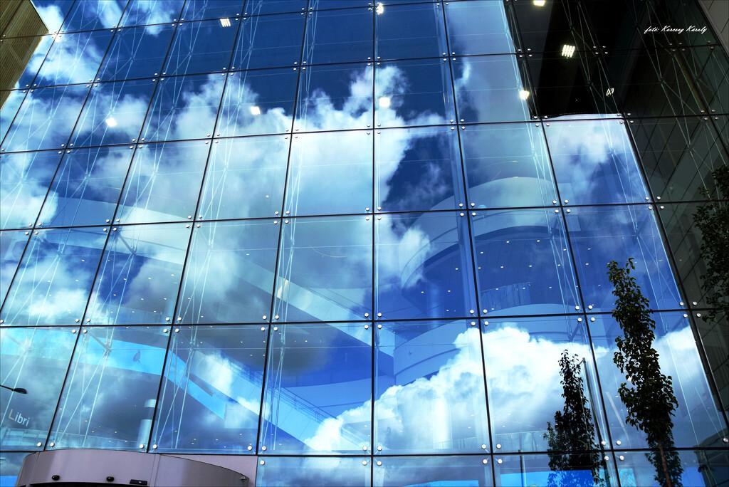 Cloud house by kork