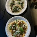 Tacos from Spartans Taco Truck