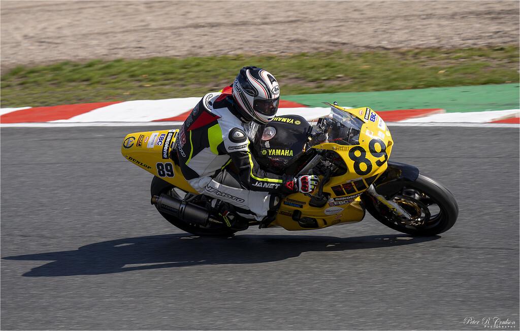 Chris Ganley Racer by pcoulson