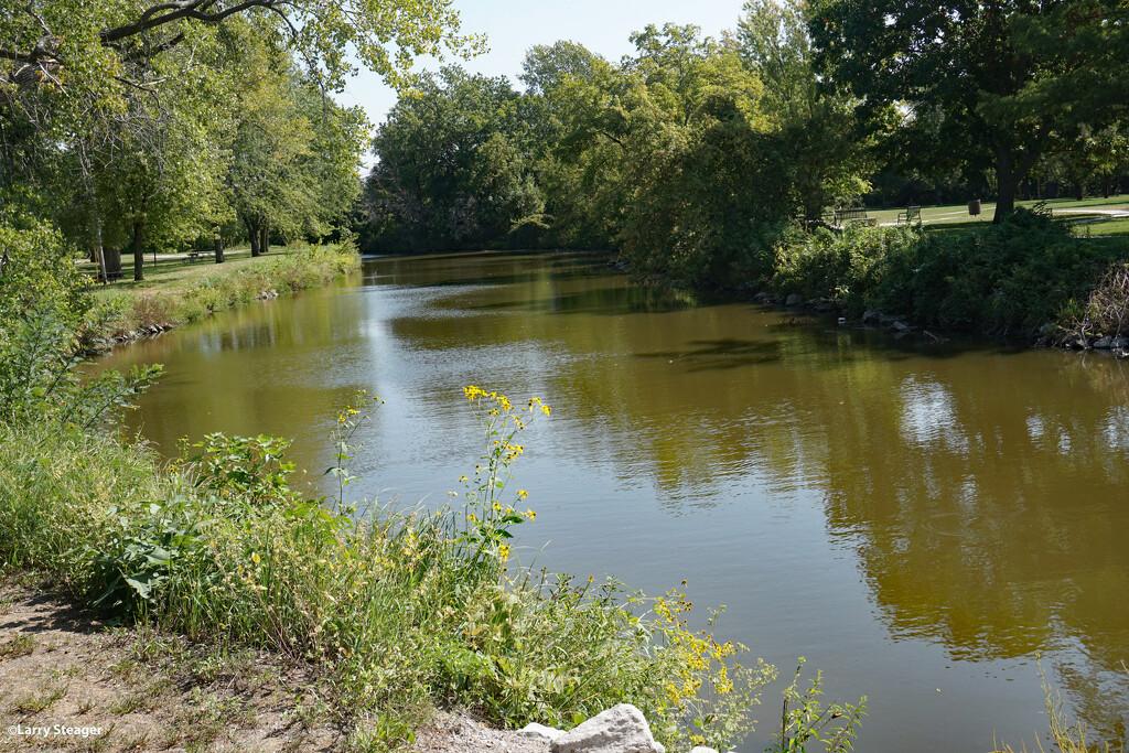 Lazy river by larrysphotos