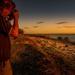 Sunset shoot on Karumba beach