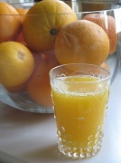 18th Feb 2010 - Fresh-squeezed Orange Juice