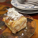 Bread pudding with bourbon sauce [Filler]