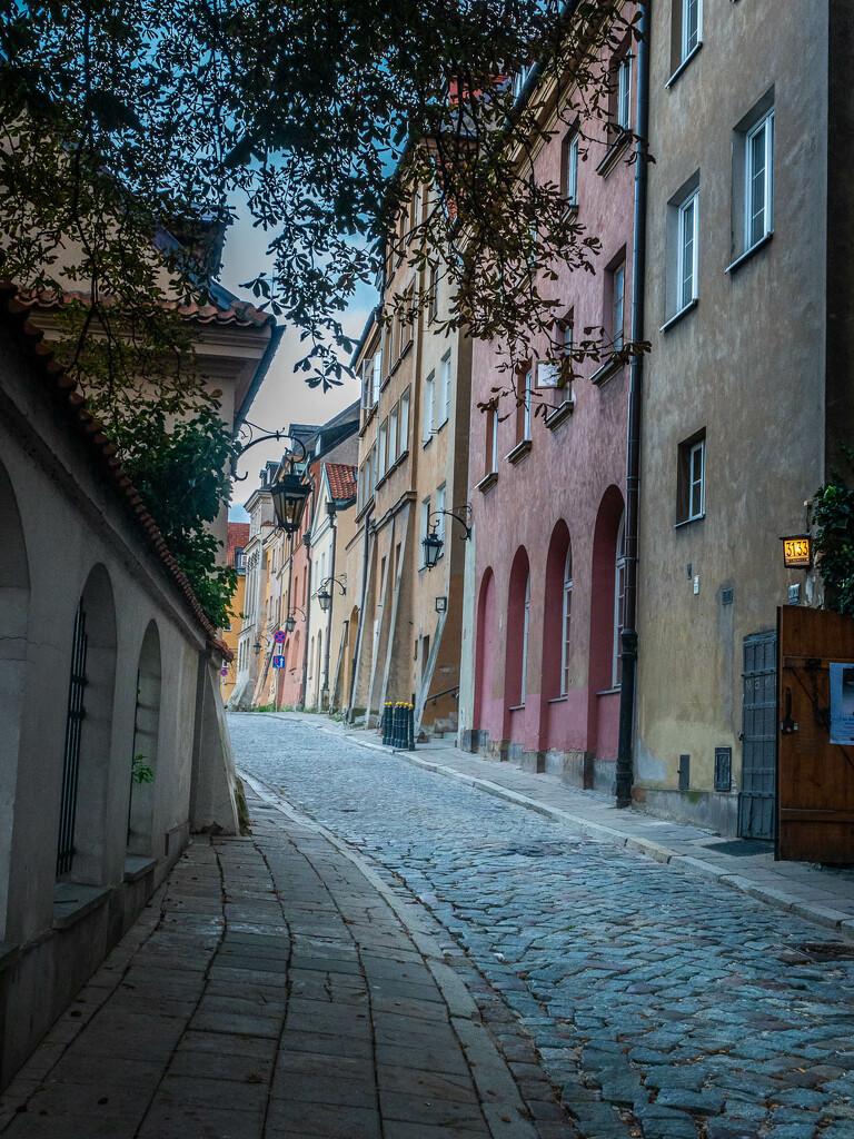 Street of memories  by haskar