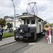 Meeting of old trams!