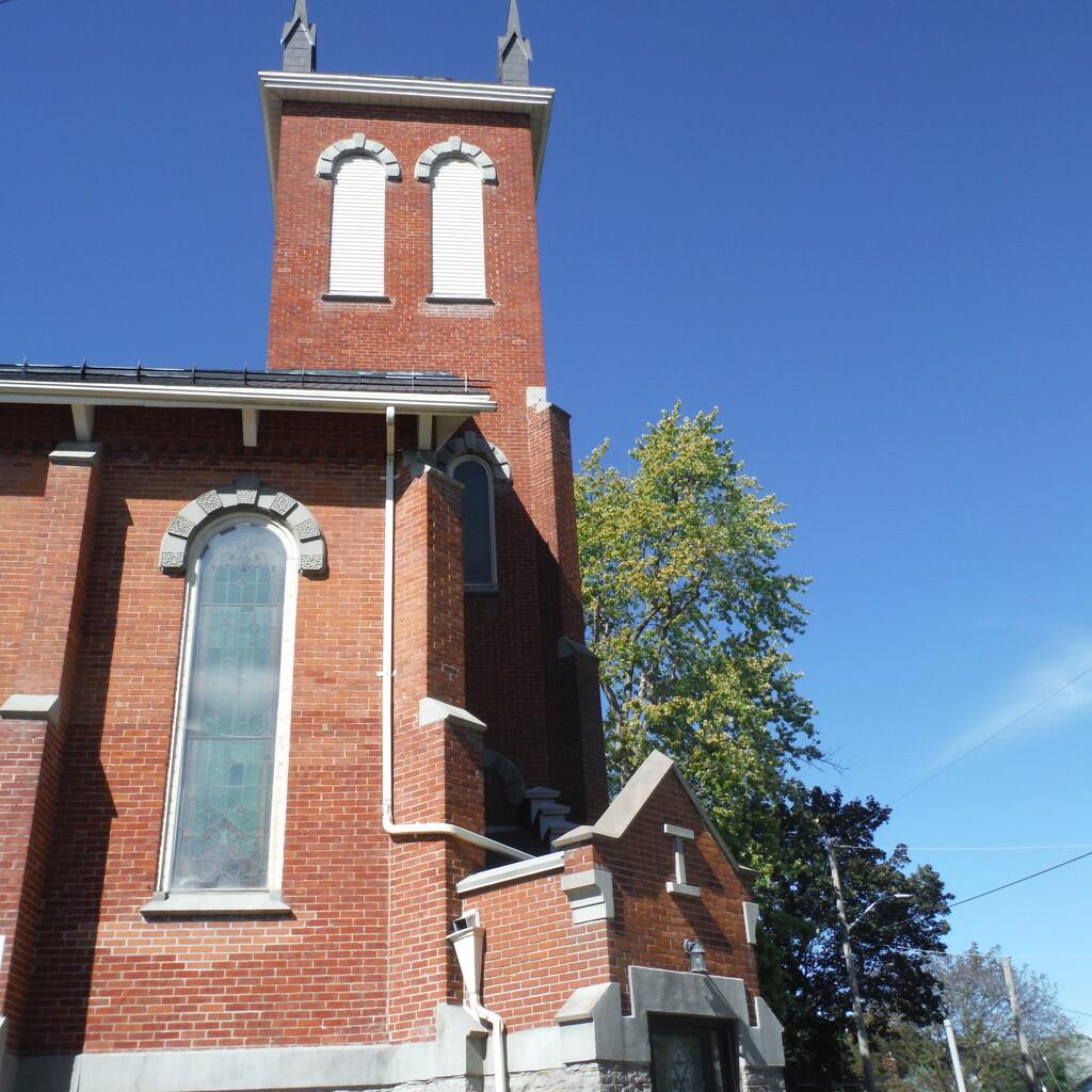 Church/Polling Station by spanishliz