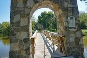 20th Sep 2021 - Swinging Foot bridge