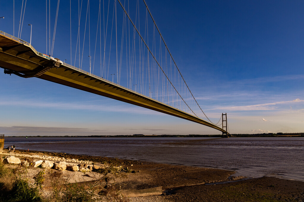 Return to the Humber by peadar