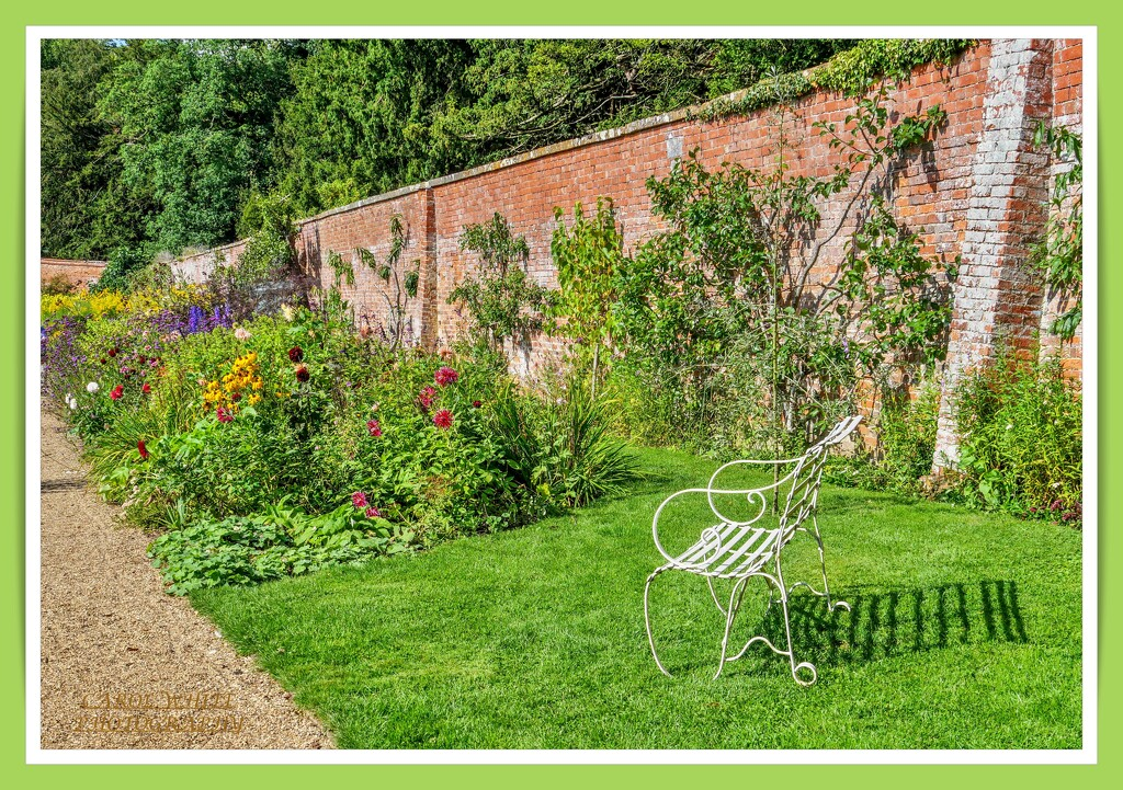 The Walled Garden,Kelmarsh Hall by carolmw