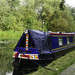 Canal Boat at Gallows Inn