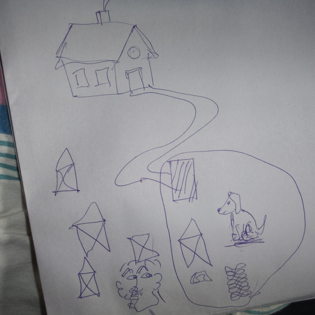 Doodle Day! by spanishliz