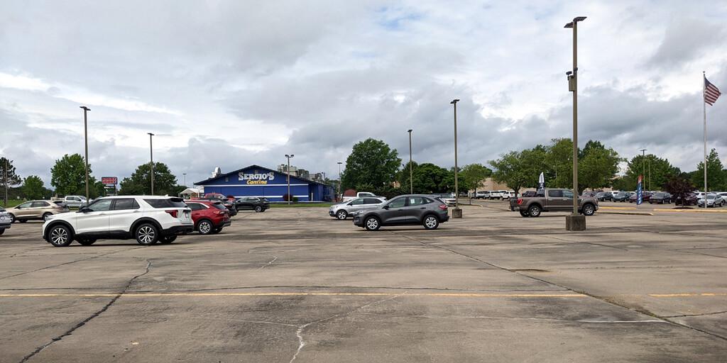 New car lot, June 2021 [Filler] by rhoing