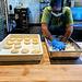 Making Pita and Laffa Bread