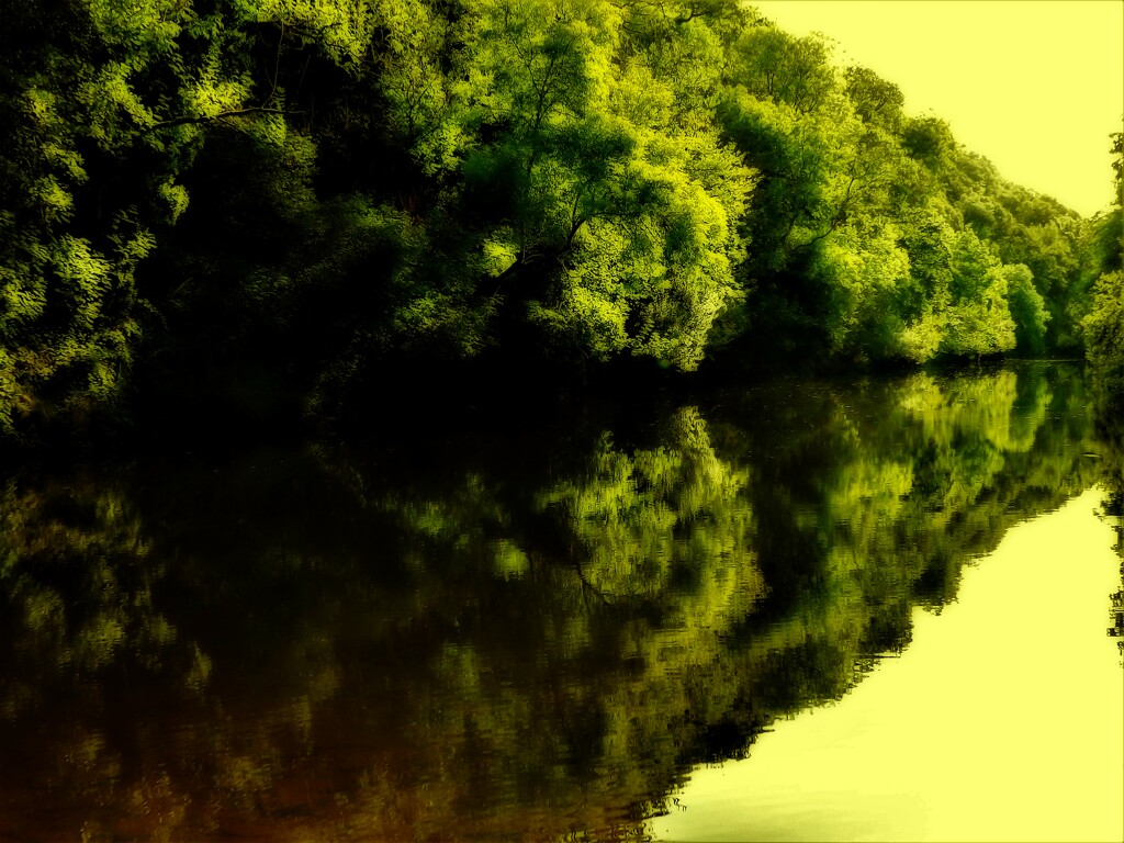 Painted Green by ajisaac