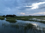 25th Sep 2021 - Marsh just before sunset