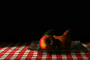 25th Sep 2021 - low key fruits