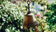 26th Sep 2021 - Tiny ship's bell