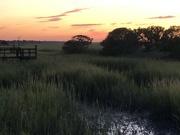 26th Sep 2021 - Marsh sunset last night