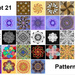 Sept 21 Patterns by sugarmuser