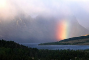 27th Sep 2021 - Not a Great Picture, But What a Great Rainbow