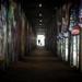 Runner Enters Krog Street Tunnel