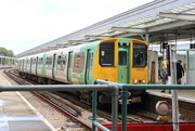 28th Sep 2021 - Train Now Standing