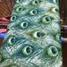 Peacock material