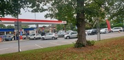 25th Sep 2021 - Queuing for Petrol