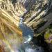 Below The Lower Falls by cwbill